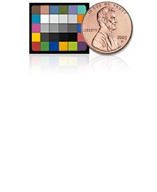 Image Science Associates Colorgauge Nano Target