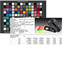 X-Rite ColorChecker Digital SG � Calibrated with One Re-calib.